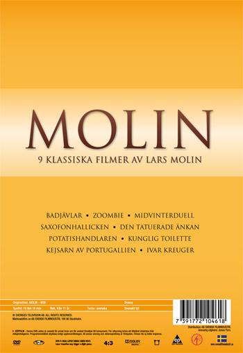 Lars Molin / Samlade klassiker - Nyutgåva