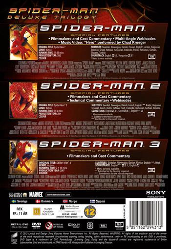 Spider-Man Trilogy / DeLuxe