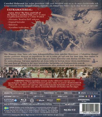 Cannibal Holocaust / S.E. - Uncut