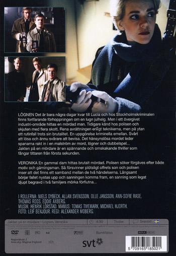 Jakten på en mördare - Lögnen + Veronika