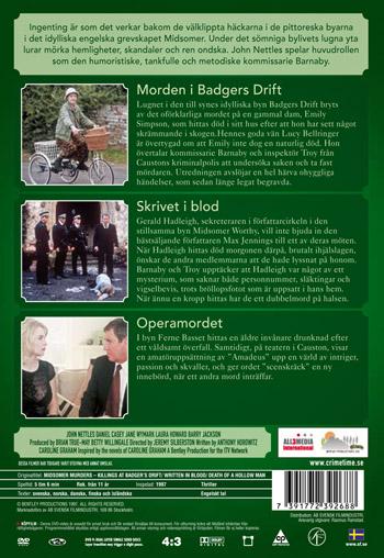 Morden i Midsomer / Box  1
