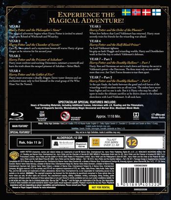 Harry Potter 1-8 / Slimbox