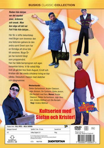 Stefan & Krister / Full fräs