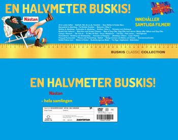 Stefan & Krister / Nästan en halvmeter buskis!