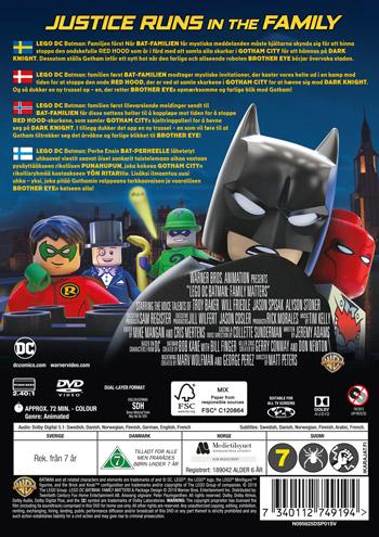 Lego DC - Batman / Family matters