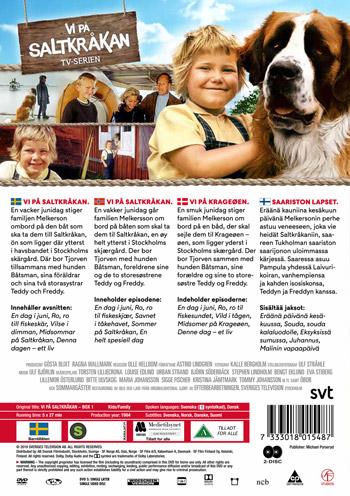 Vi på Saltkråkan vol 1 - TV-serien