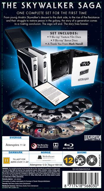 Star Wars - The Skywalker saga