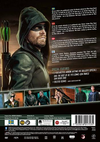 Arrow / Säsong 8