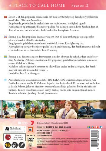 Hemma igen / Säsong 2