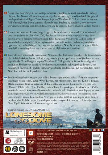Lonesome Dove / Tv-serien