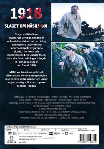 Slaget vid Näsilinna 1918