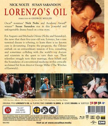 Lorenzo's olja