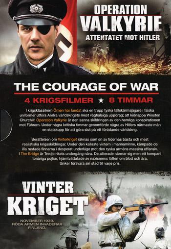 World war II - Courage of war