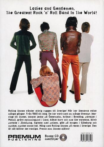 Rolling Stones I Sverige - Från Baltiska Hallen Till Bredäng - Med Illustre
