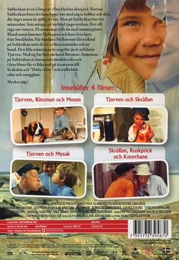 Vi på Saltkråkan / Filmbox