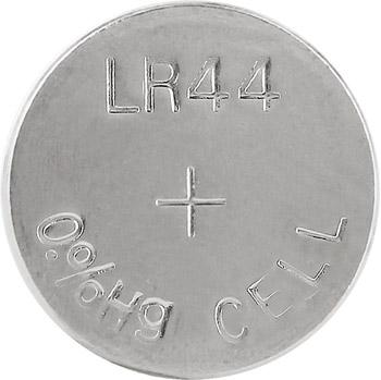 Batteri Proove Knappcell LR44 10-pack