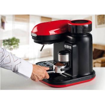 Ariete Moderna / Espressobryggare / Röd
