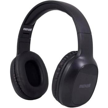 Maxell Bass 13 HD1 / Bluetooth Hörlur med mikrofon Svart