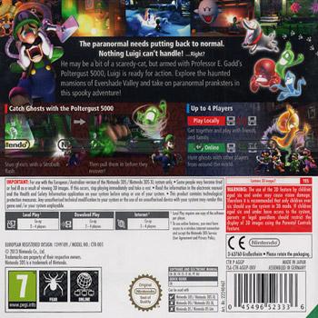 Luigi's Mansion 2 (Select)