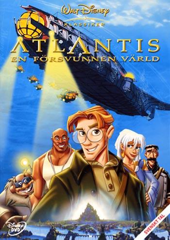 Atlantis / En försvunnen värld