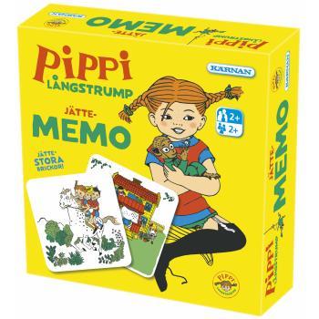 Kärnan: Jättememo Pippi Långstrump