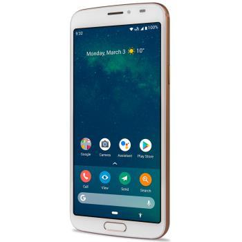 Doro: 8080 4G Smartphone Vit