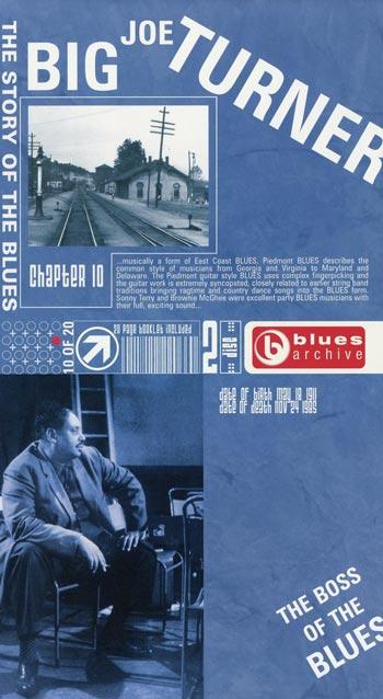 Blues archive 1938-51