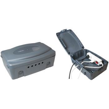LogiLink: Kopplingsbox Utomhus IP54