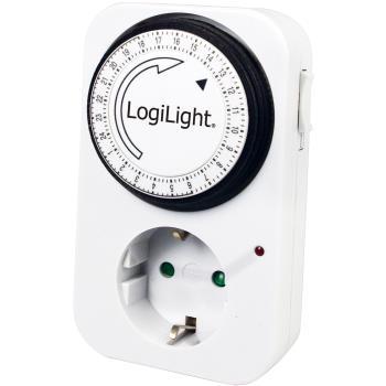 LogiLink: Inomhustimer 24h mekanisk 16A