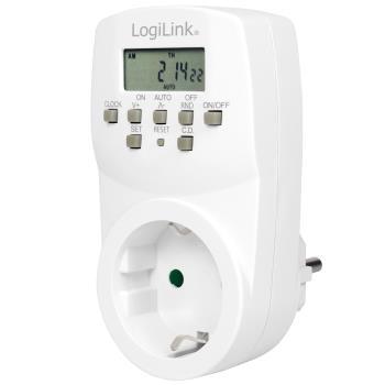 LogiLink: Inomhustimer Digital 1800W