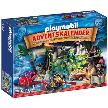 Playmobil - Advent Calendar - Pirate Cove (70322)