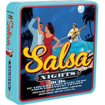 Salsa Nights (Plåtbox)