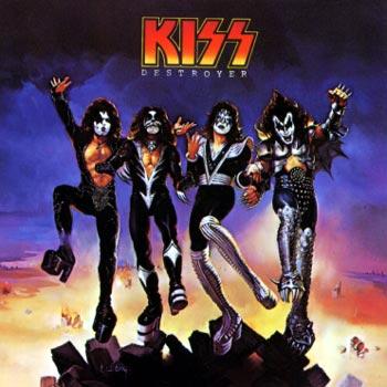 Kiss: Destroyer 1976 (Rem)