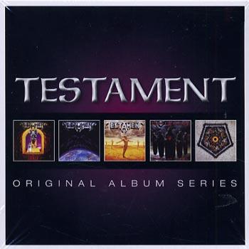 Original album series 1987-92