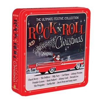 Rock'n'Roll Christmas (Plåtbox)