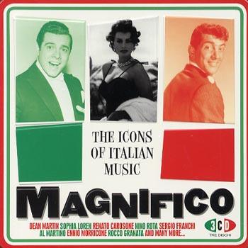 Magnifico/Icons of Italian Music (Plåtbox)