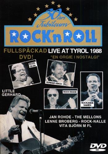 30-årsjubileum Rock'n Roll / Tyrol 1988