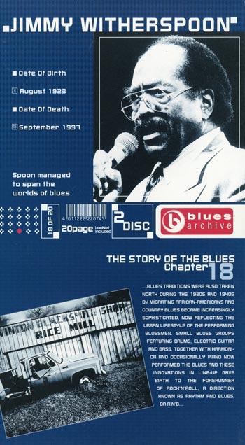 Blues archive 1950-91