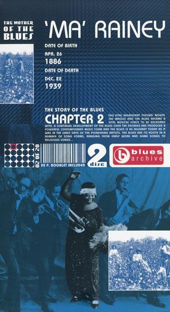 Blues archive 1924-28
