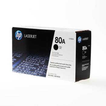 Toner HP 80A Black 2700sidor (CF280A)