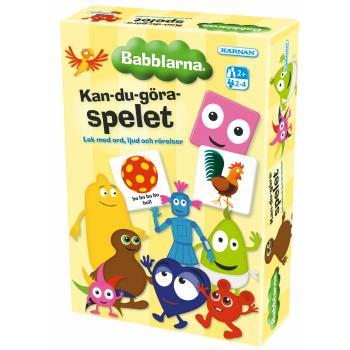 Babblarna Barnspel