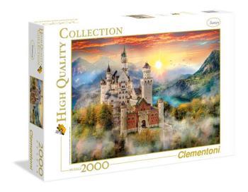 2000 pcs High Quality Collection NEUSCHWANSTEIN