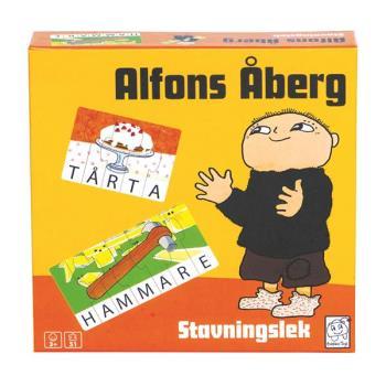 Alfons Åberg Stavningslek (SE)