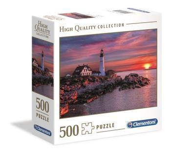 500 pcs. High Quality Collection SQUARE Portland Head Light