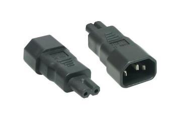 EXC Power Adapter IEC C14 to IEC C7