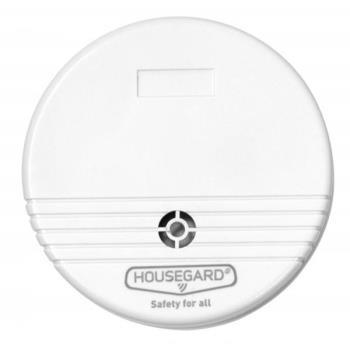 Housegard Water Leak Alarm 9V, WA201S /604013