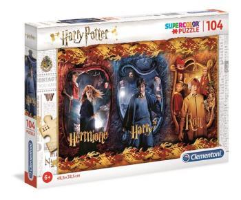 104 pcs. Puzzles Kids Harry Potter
