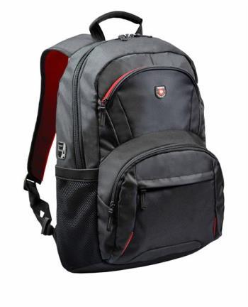 "PORT Designs 15.6"" Houston Backpack Black /110265"