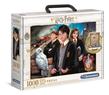 1000 pcs.  Puzzle Briefcase Harry Potter