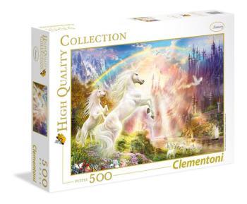 500 pcs. High Quality Collection SUNSET UNICORNS